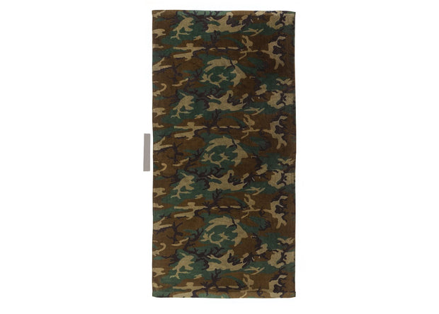 Rothco Beach Towel - Military Insignia