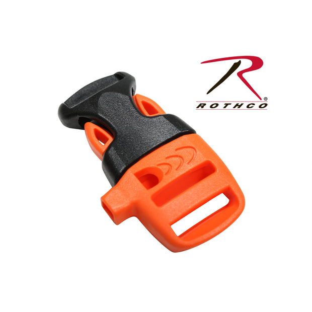Rothco Whistle Side-Release Buckle - 5/8""