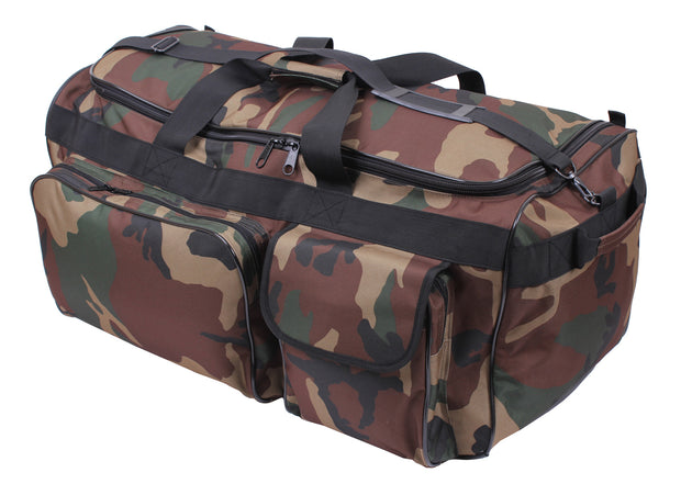 Rothco Camo 30'' Military Expedition Wheeled Bag