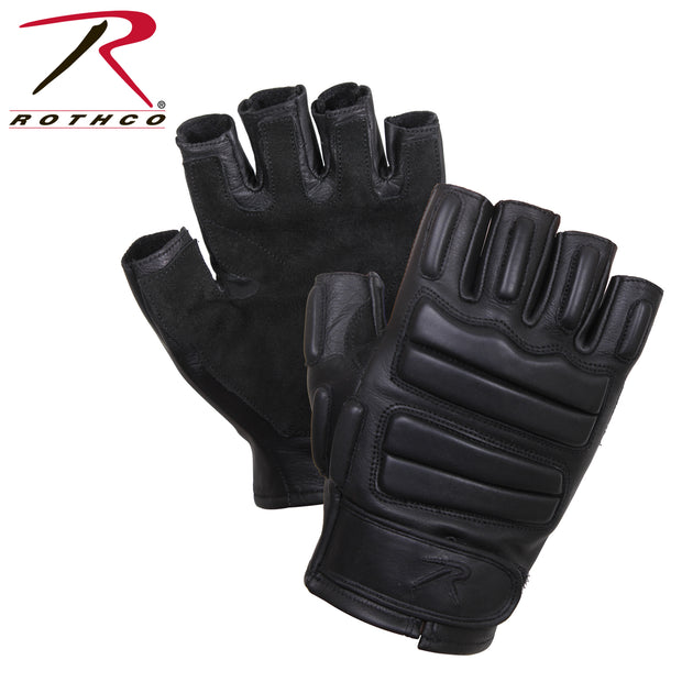 Rothco Fingerless Padded Tactical Gloves