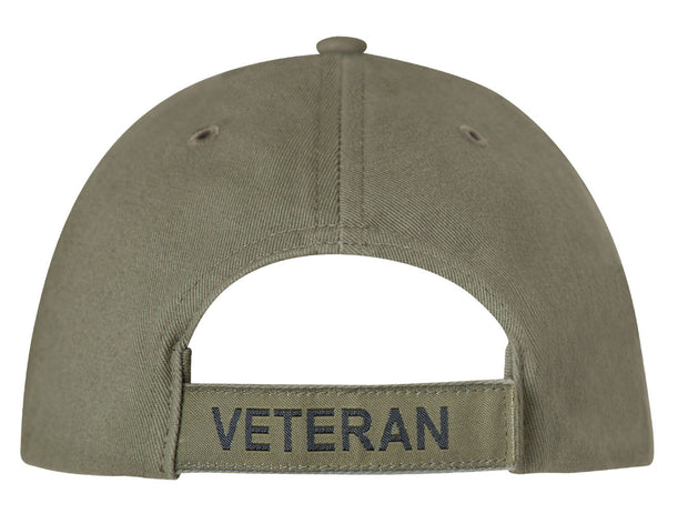 Rothco Vintage Veteran Low Profile Cap