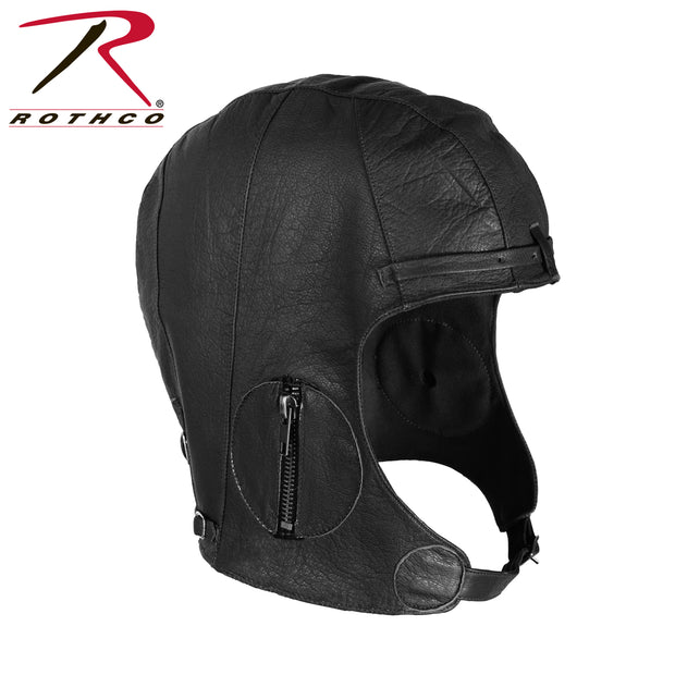 Rothco WWII Style Leather Pilot Helmet