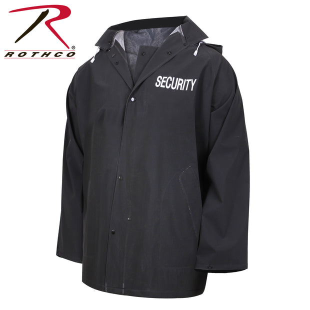 Rothco Security Rain Jacket