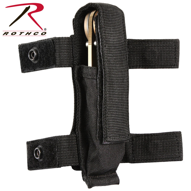 Rothco MOLLE Compatible Knife / Flashlight Sheath