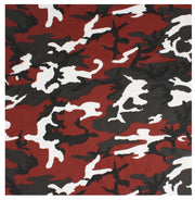 Rothco Colored Camo Bandana