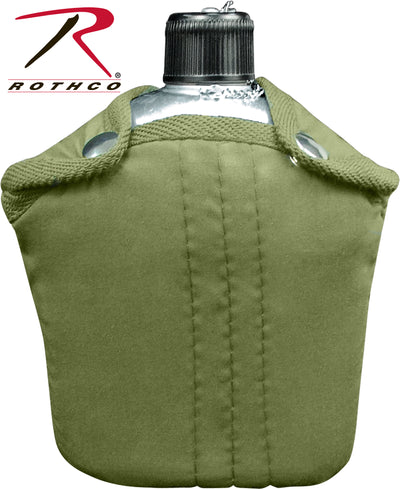 Rothco G.I. Style Canteen and Cover