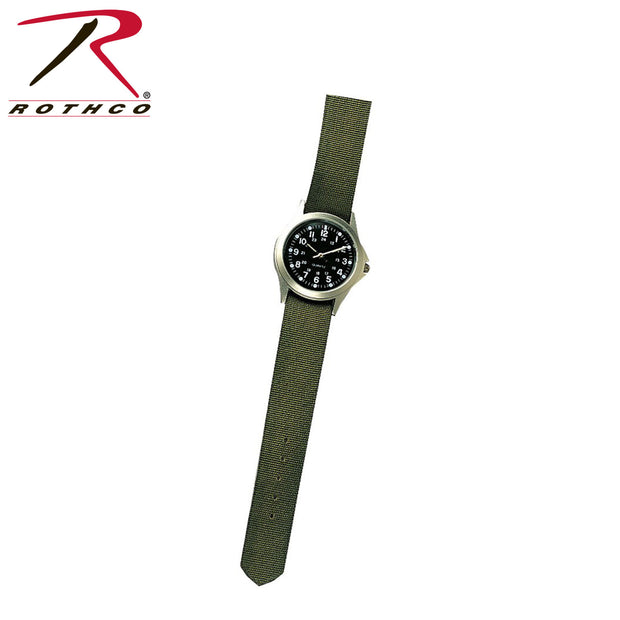 Rothco Military Style Quartz Watch