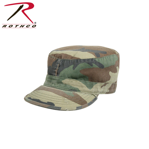 Rothco Vintage Camo Fatigue Caps