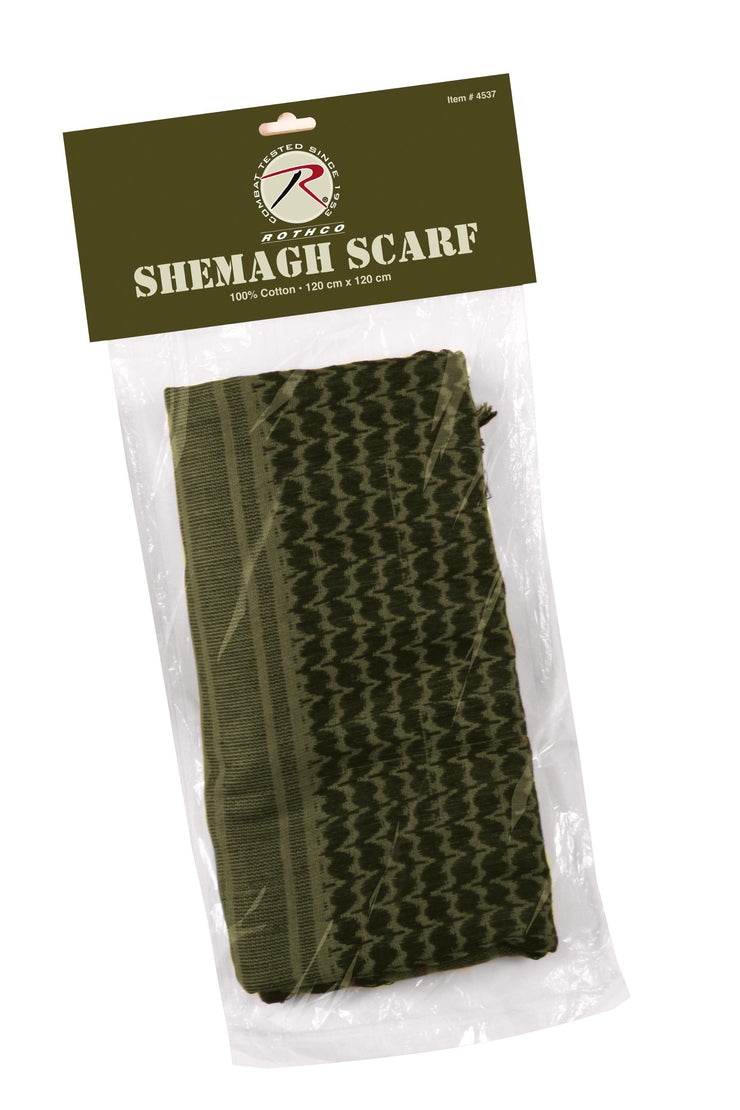 Rothco Lightweight Shemagh Tactical Desert Keffiyeh Scarf