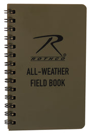 Rothco All-Weather Waterproof Notebook
