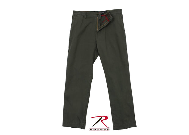 Rothco Deluxe 4-Pocket Chinos