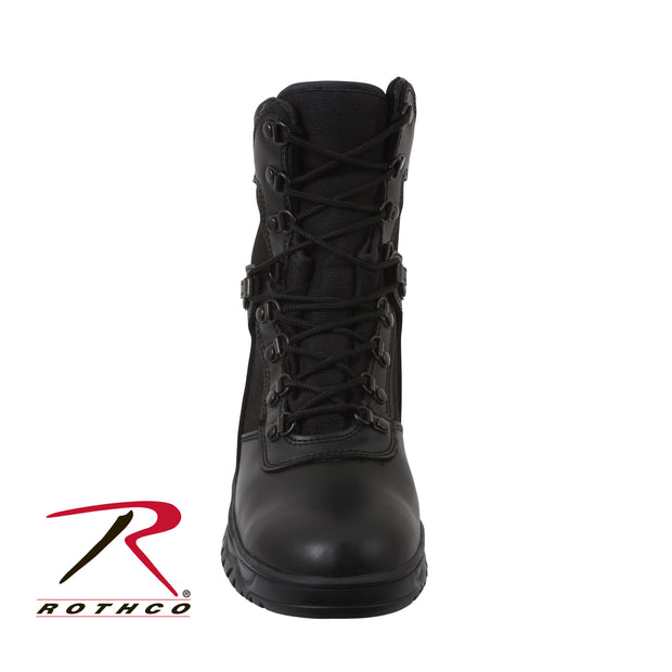 "Rothco 8"" Forced Entry Waterproof Tactical Boot"