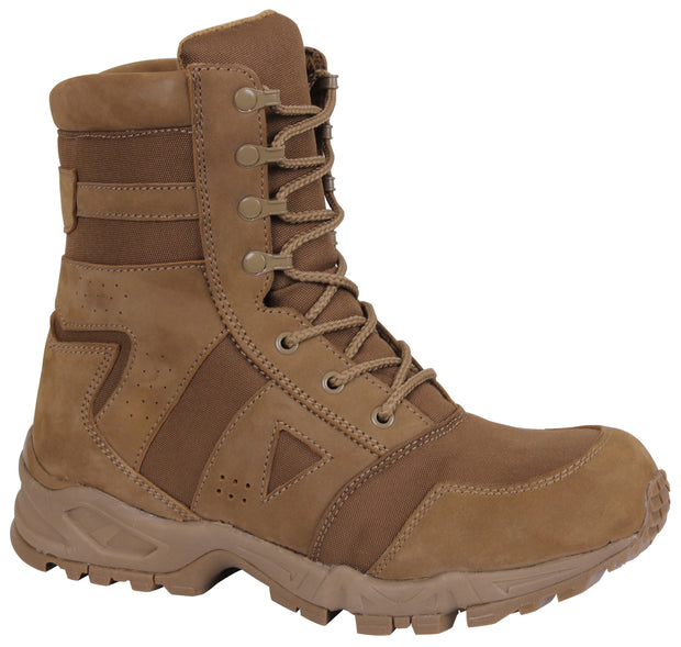 Rothco AR 670-1 Coyote Brown Forced Entry Tactical Boot