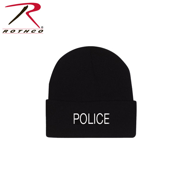 Rothco Public Safety Embroidered Watch Cap