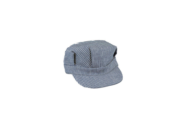 Rothco Hickory Stripe Engineer Cap