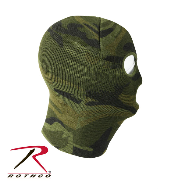 Rothco Deluxe Camo 3-Hole Face Mask