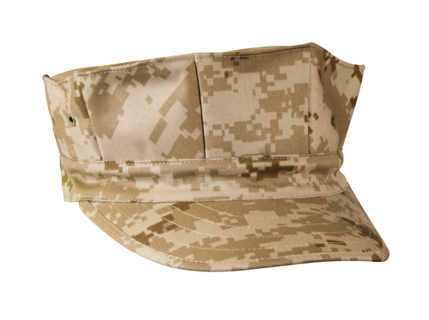 Rothco Marine Corps Poly/Cotton Cap With Out Emblem
