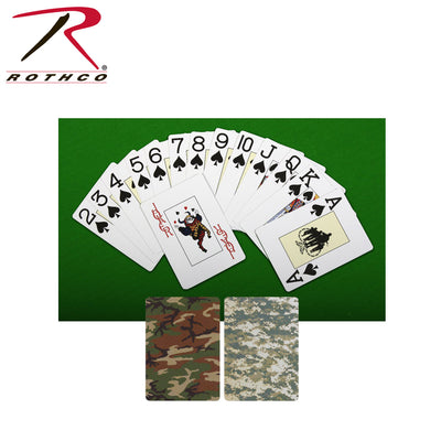 Rothco Playing Cards