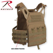 Rothco LACV (Lightweight Armor Carrier Vest) Side Armor Pouch Set