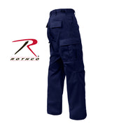 Rothco Zip Fly Uniform Pant - Midnite Navy Blue