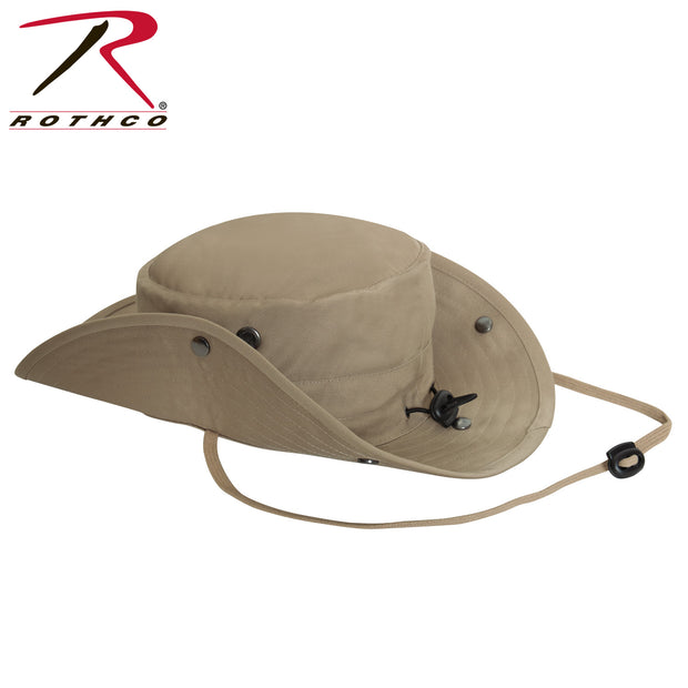 Rothco Adjustable Boonie Hat With Neck Cover