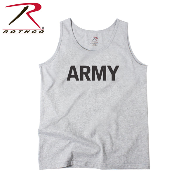 Rothco Military Physical Training Tank Top