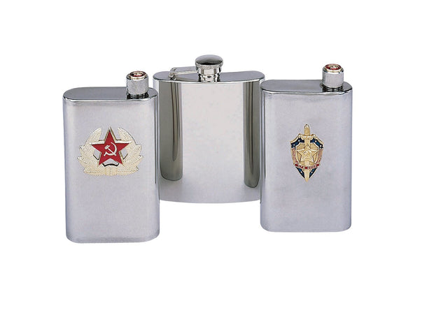 Rothco Stainless Steel Flask