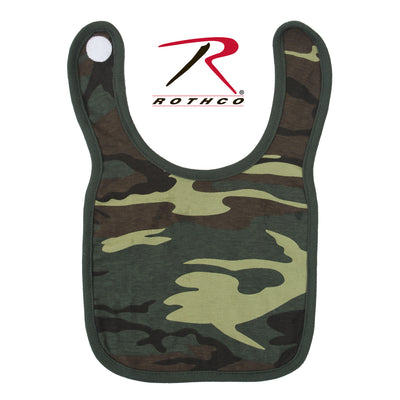 Rothco Infant Camo Bib