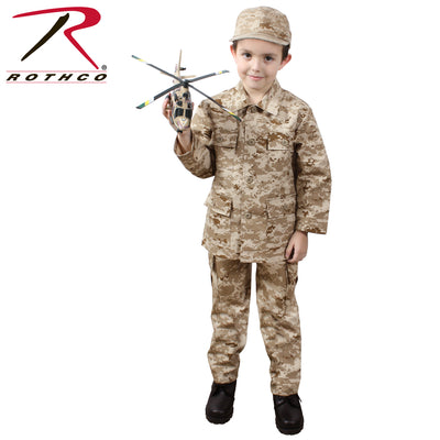 Rothco Kids Digital Camo BDU Pants