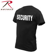 Rothco 2-Sided Security T-Shirt