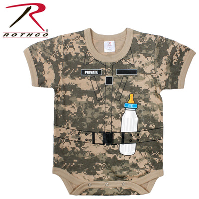 Rothco Soldier Infant One-Piece