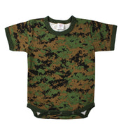 Rothco Infant Camo One-piece