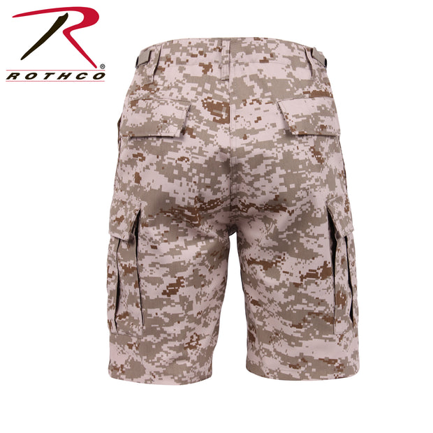 Rothco Digital Camo BDU Shorts