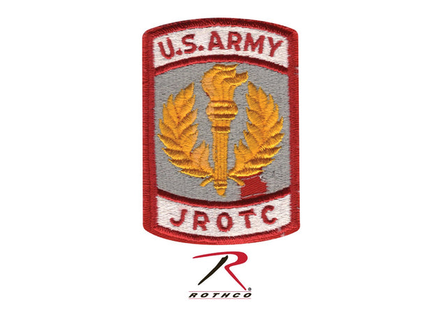 Rothco Patch - US Army JROTC