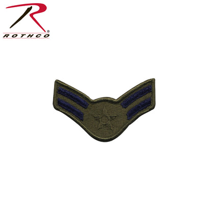 Rothco Subdued USAF Airman 1st Class 1986-1992 Patch