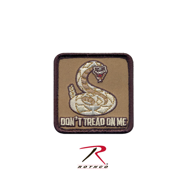Rothco Don't Tread On Me Morale Patch
