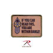 Rothco If You Can Read This Morale Patch