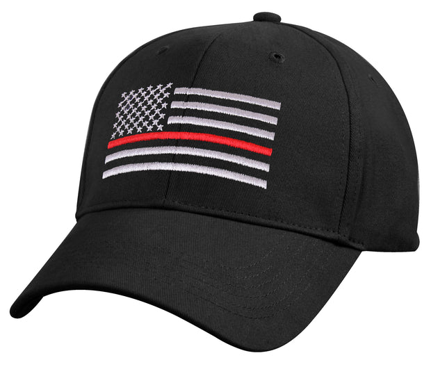 Rothco Mesh Back Thin Red Line Tactical Cap