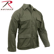 Rothco Poly/Cotton Twill Solid BDU Shirts