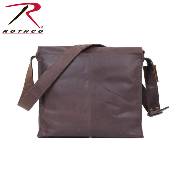 Rothco Brown Leather Medic Bag