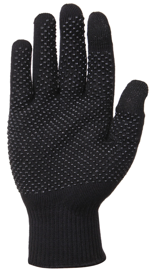 Rothco Touch Screen Gloves With Gripper Dots