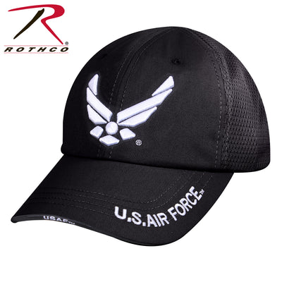 Rothco Mesh Back Tactical United States Air Force Wing Cap