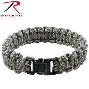 Rothco Multi-Colored Paracord Bracelet