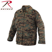 Rothco Digital Camo BDU Shirts
