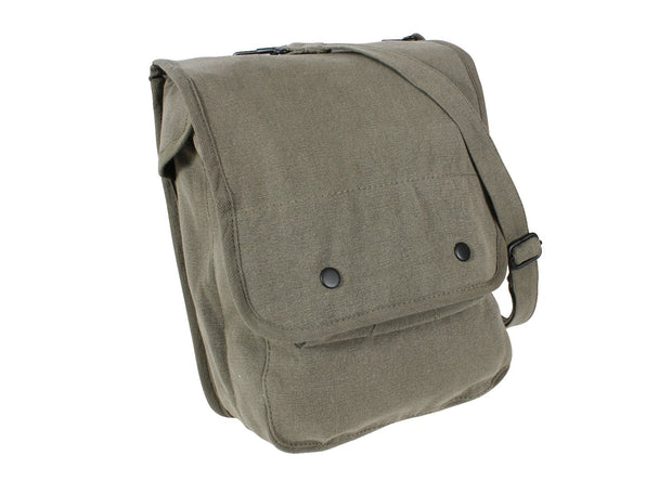 Rothco Vintage Canvas Map Case Shoulder Bag