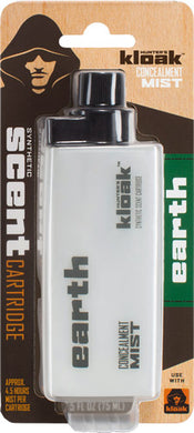 Hunter's Kloak Earth Scent - Cartridge For Misters-rouser