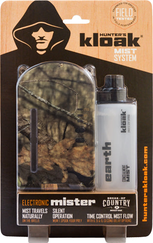Hunter's Kloak Mister Kit Gen2 - W- Earth Cartridge