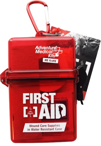 Amk Adventure First Aid Kit - Water Resistant 3 Oz 1-2 Ppl