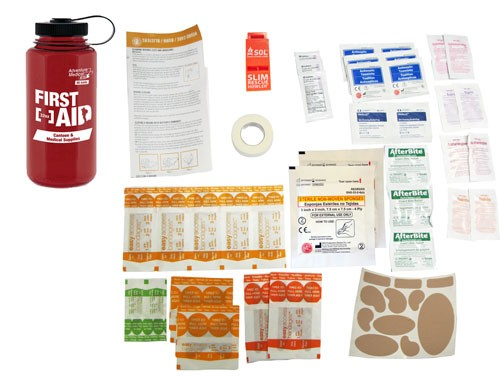 Amk Adventure First Aid 32 Oz - Kit 1-2 Ppl- 1 Day