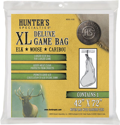 "Hs Field Dressing Game Bag - Xl Deluxe 42""x72"""